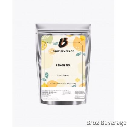 Lemon Tea Premix Powder 【柠檬茶即溶饮料】